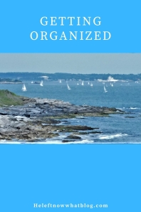 Blog organized